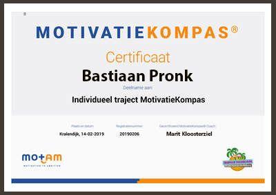 Motivatiekompascertificaat.BAS3